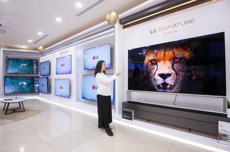 LG桃園品牌旗艦店以超越韓國總部規格打造,占地超過200坪,不僅是全台品項最齊全...