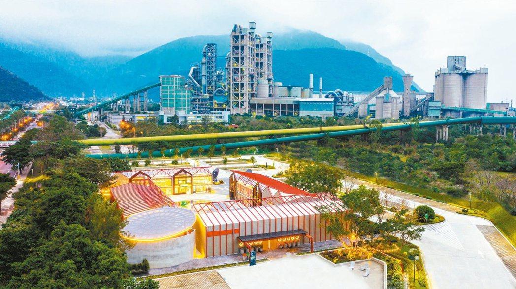 台泥積極發展綠能事業。台泥/提供
