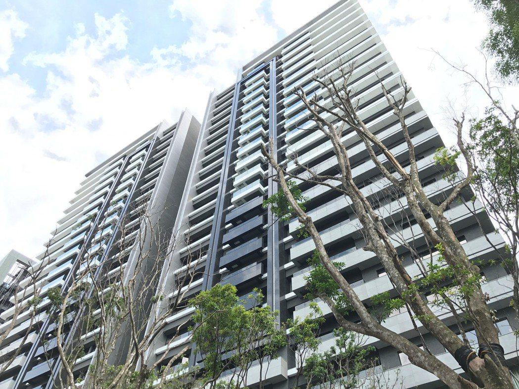 近五年台北市豪宅交易量從谷底一路攀升。記者游智文/攝影