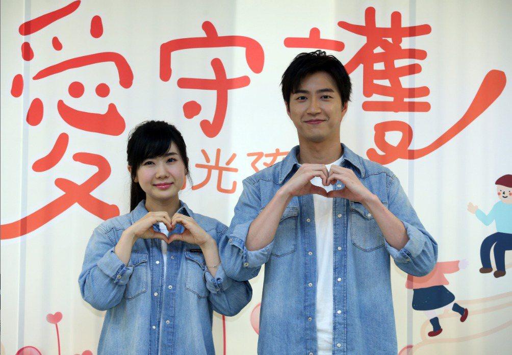 福原愛(左)與江宏傑(右)傳出婚變。本報資料照片