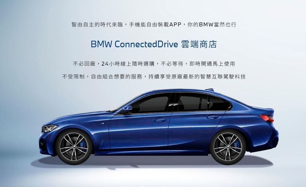圖/截自BMW汎德官網