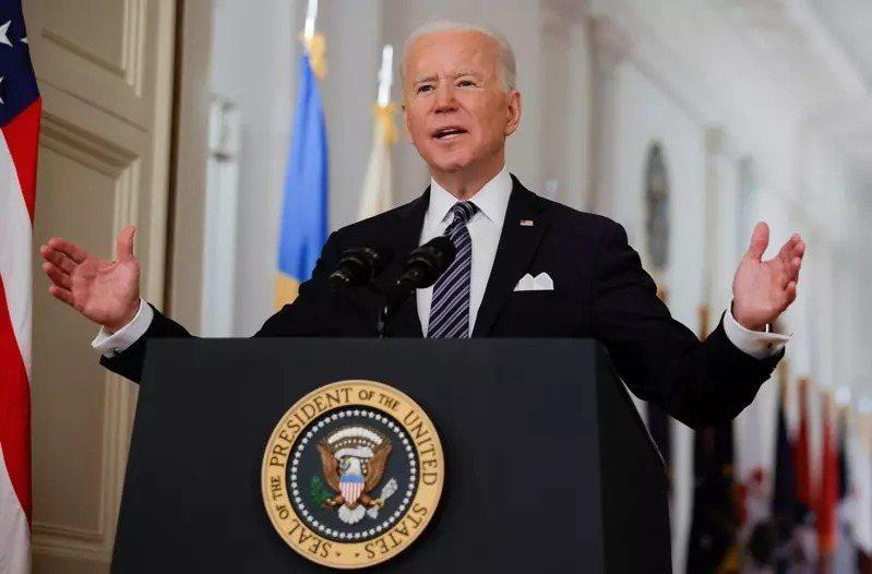美國總統拜登25日將舉行上任後首場記者會。路透