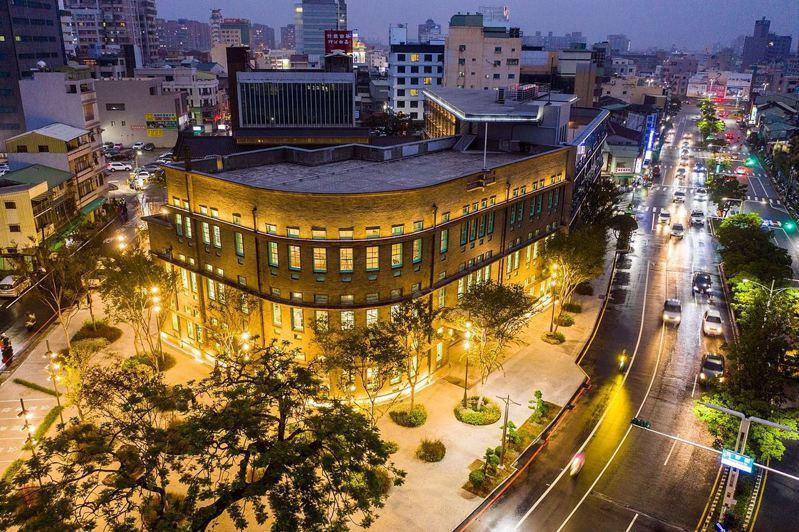 嘉義市立美術館去年9月開幕。圖/嘉義市政府提供
