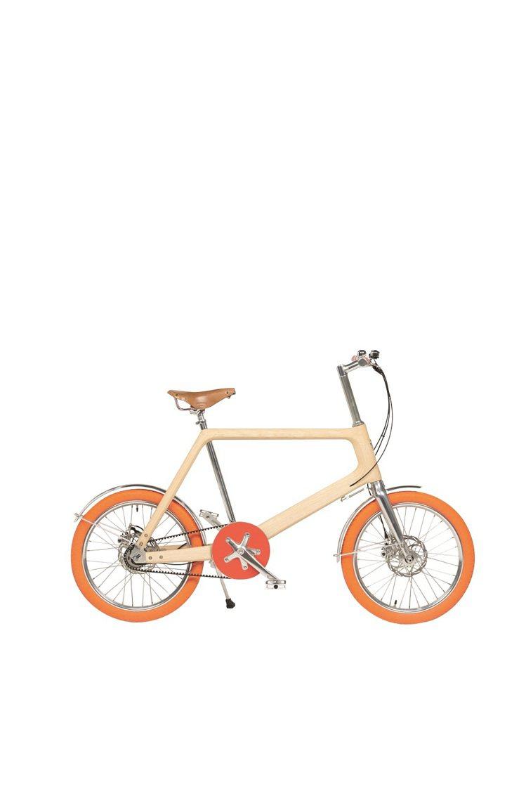 自行車,售價未訂。圖/愛馬仕提供