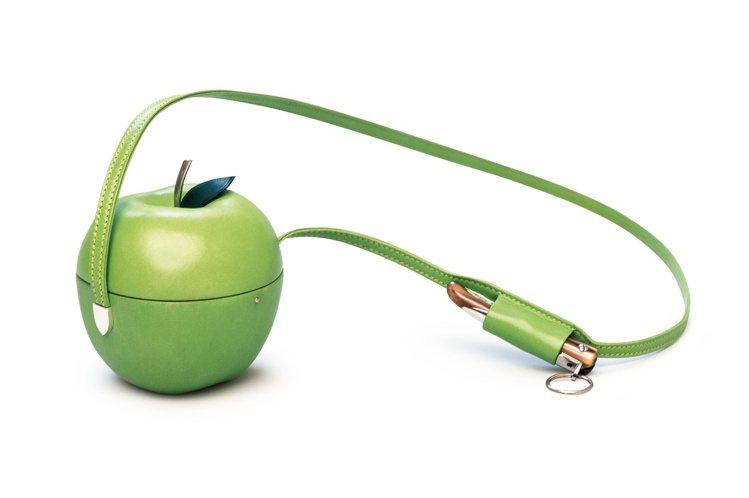 蘋果造型包。圖/愛馬仕提供