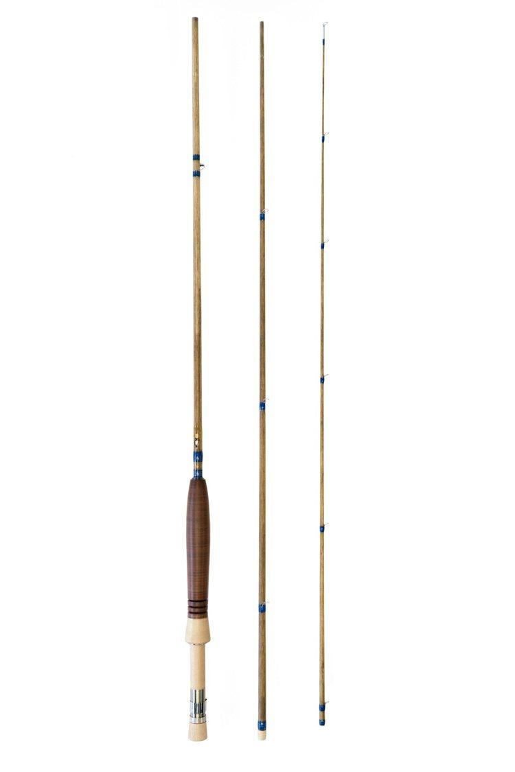 釣魚用具訂製系列釣魚竿,32萬7,800元。圖/愛馬仕提供