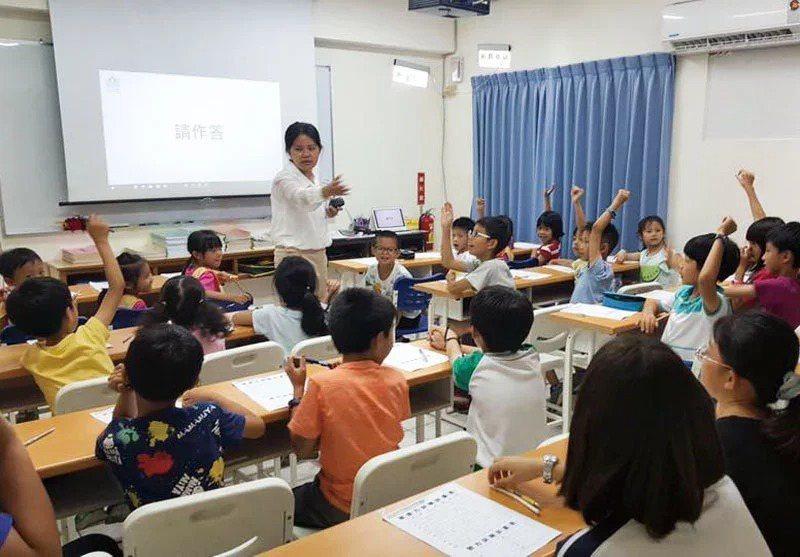 升學考題落落長,陸續有家長考慮讓學生學速讀。圖/楊氏速讀提供