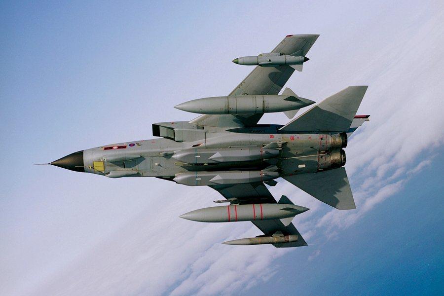 歐洲飛彈集團所研發的風暴之影(Storm Shadow)空射型巡弋飛彈與萬劍彈更為相似。 圖/維基共享