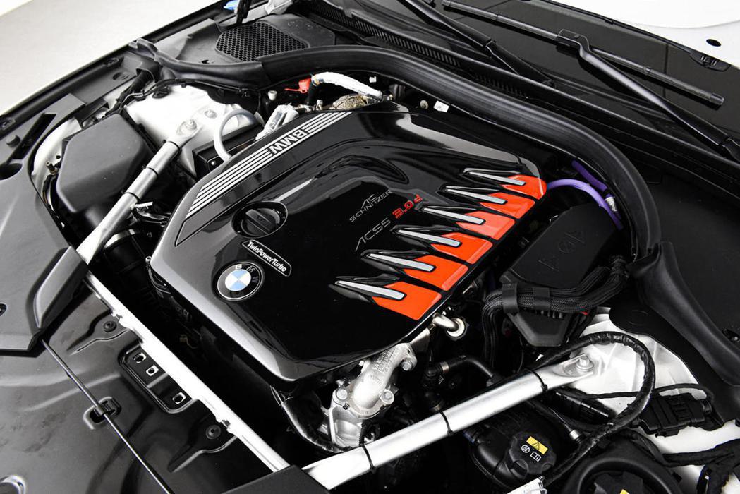透過軟體調整模組,讓5系列動力升級有感。 圖/AC Schnitzer提供