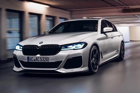 AC Schnitzer操刀升級 BMW 5系列馬力有感升級