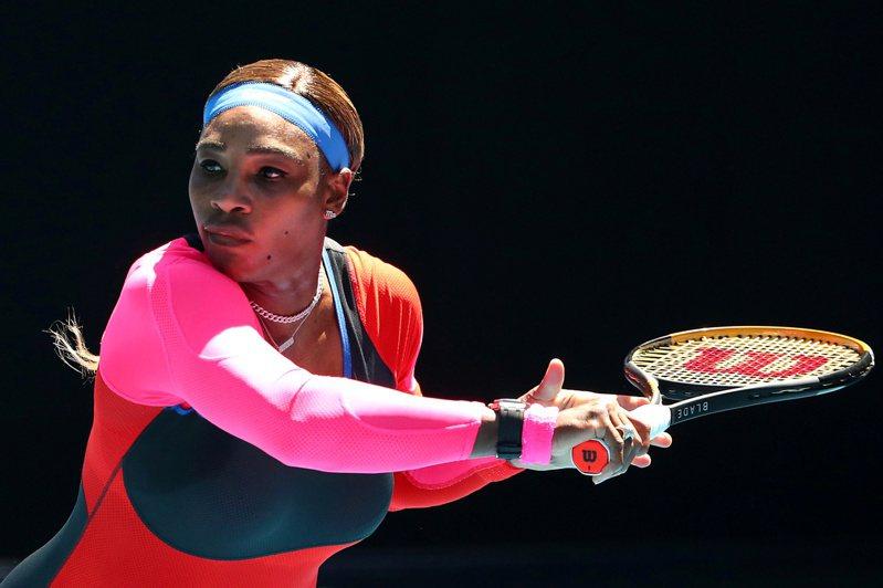小威廉絲退出邁阿密網賽。 路透