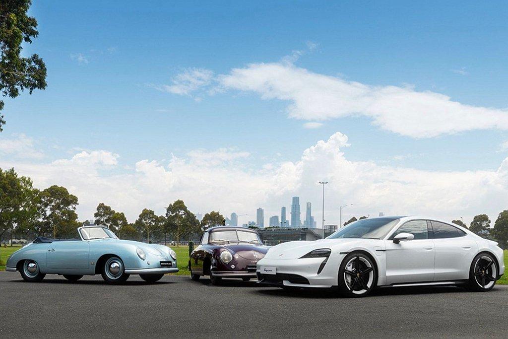 保時捷首款純電跑車Taycan成功上市,全球交車數破20,000部,也創下同級車...