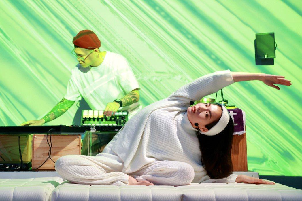 「DREAM YOGA」沈浸式體驗,在PUZZLEMAN的音樂下,結合the M...