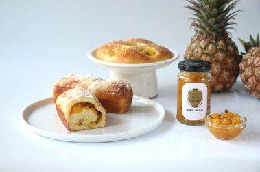 台灣師傅以鳳梨為創作基調:陳耀訓・麵包埠、慶祝烘焙、Miss V Bakery攜手送上最暖的商品