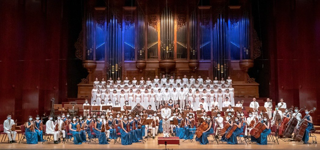 CGM基督教福音宣教會和平交響樂團暨合唱團3月8日舉行《想法世界》春季公演。 C...