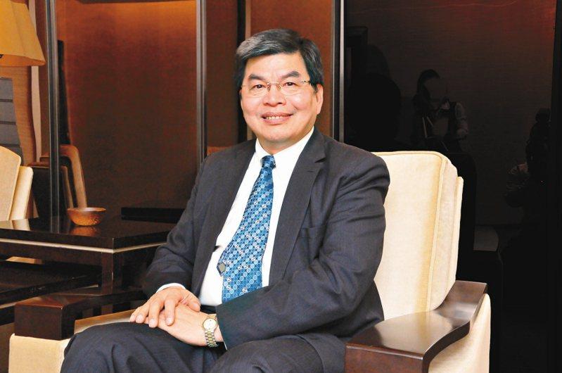 國泰金控總經理李長庚。 圖/資誠提供
