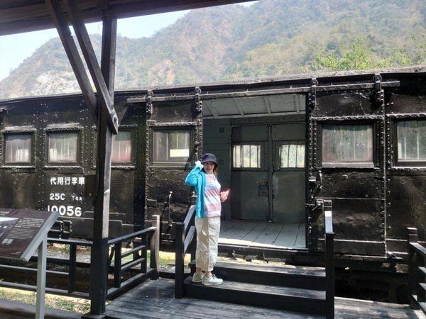舊型火車車廂