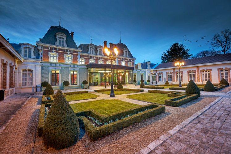 法國香檳區的Pol Roger。圖/蘇富比提供