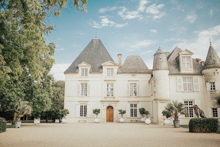 法國波爾多區的Château Haut-Brion。圖/蘇富比提供