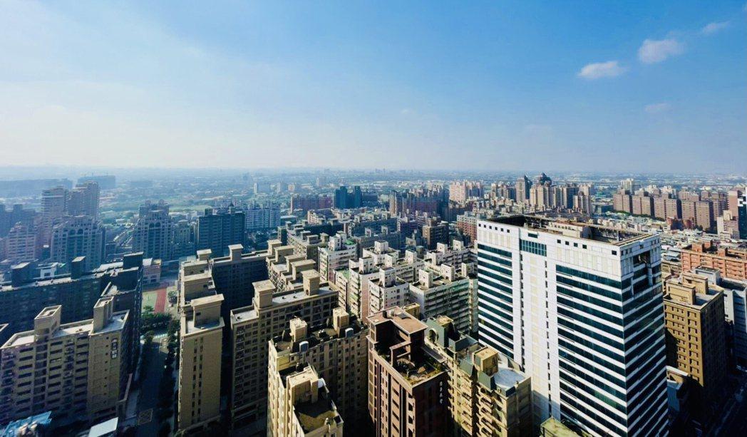 桃園為全台最年輕四大城市中,人口成長與房價漲幅的雙冠王。圖/台灣房屋提供