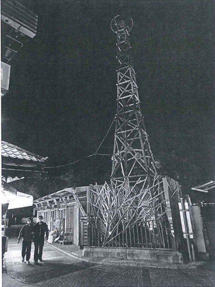 淡水渡船頭燈塔已有108年歷史,可說是陪伴當地人長大,對淡水人來說意義非凡。圖/許慧明提供