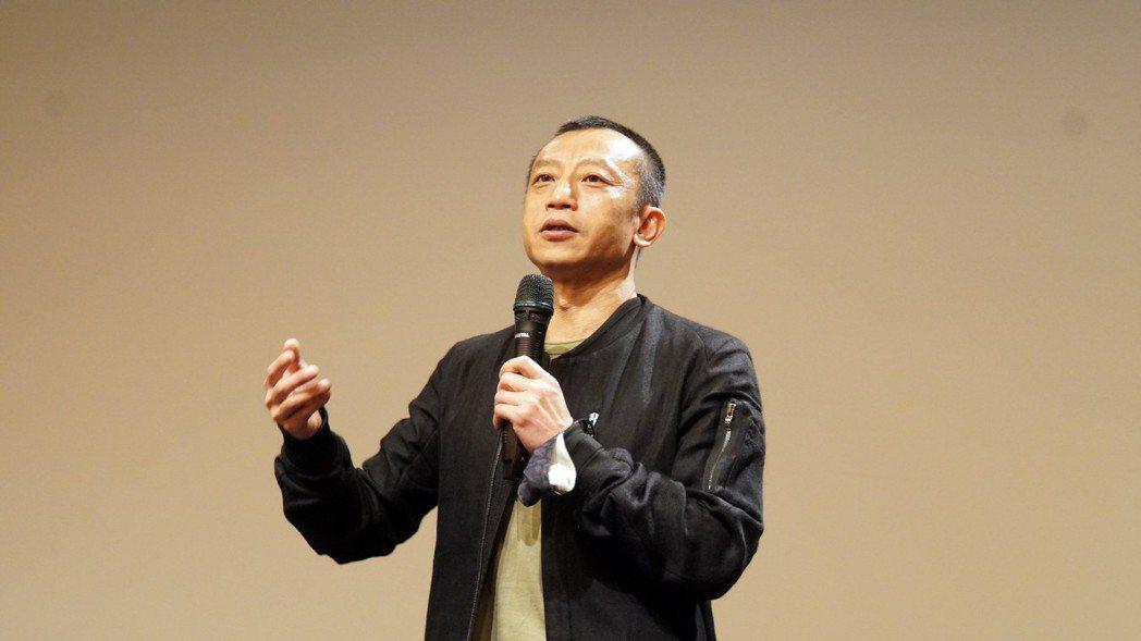 導演楊雅喆分享「天橋上的魔術師」創作心得。圖/公視、myVideo提供