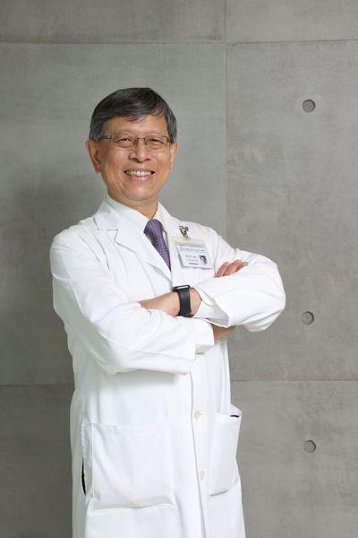 和信醫院副院長陳啟明。記者蘇健忠/攝影