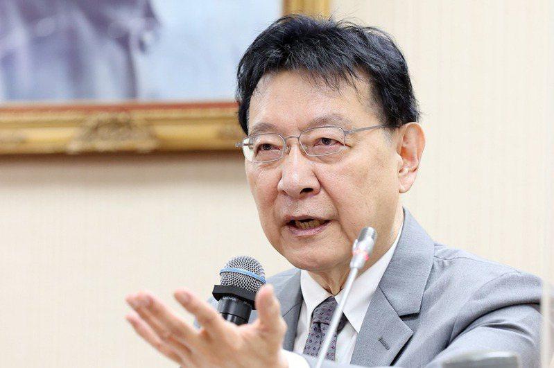中廣董事長趙少康。記者余承翰/攝影