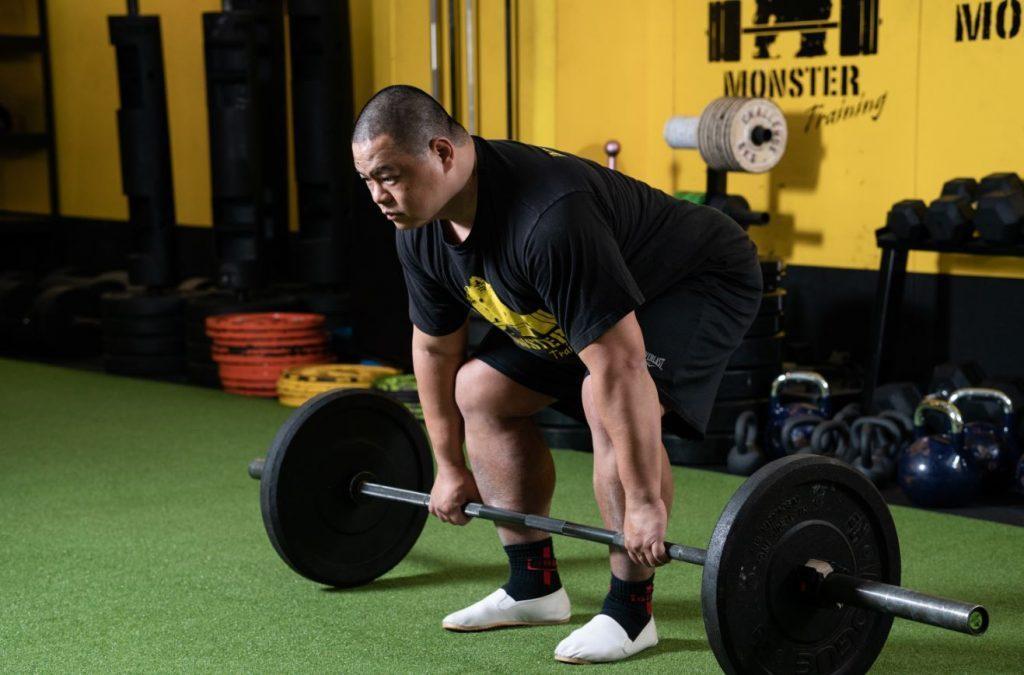 《抗老化,你需要大重量訓練》作者何立安博士 (怪獸教練) 圖/安可人生