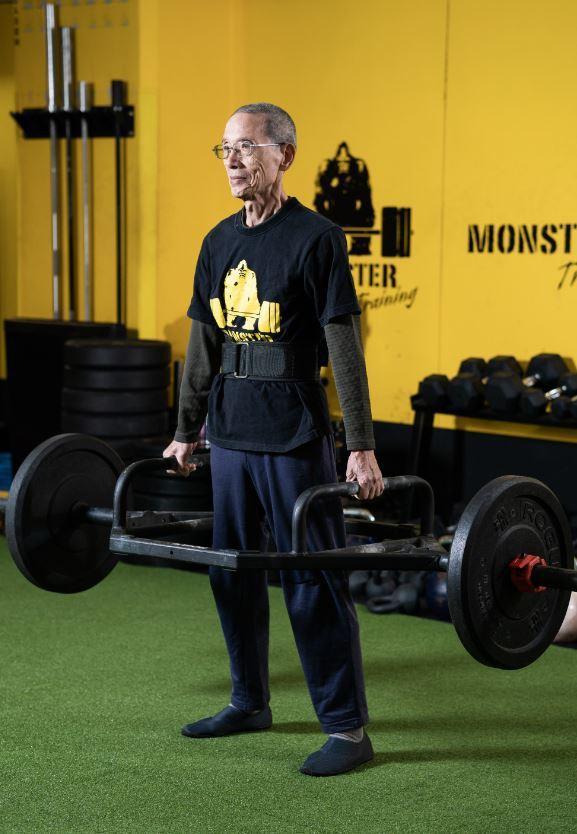 對於很多人來說,肌力就跟空氣一樣,只有在稀少的時候才會被注意到,生活在安逸的現代...