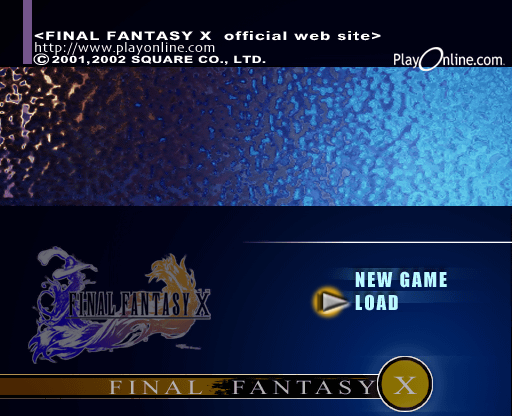 《Final Fantasy X》,2001原型