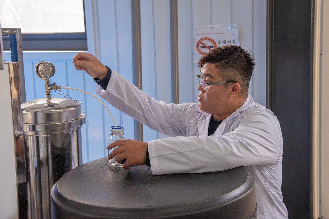 嘉藥是國內大專校院中再生水及下水道工程技術人才最完整的培育基地。 嘉藥/提供