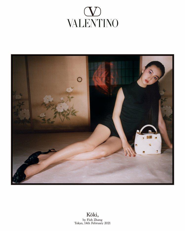 木村光希的拍攝致敬由寺山修司執導的電影《草迷宮》。圖/Valentino提供
