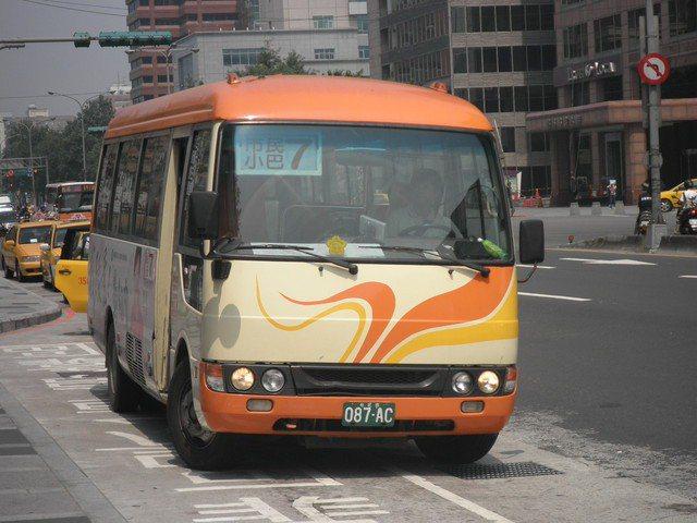 市民小巴7路公車。圖/截自維基百科