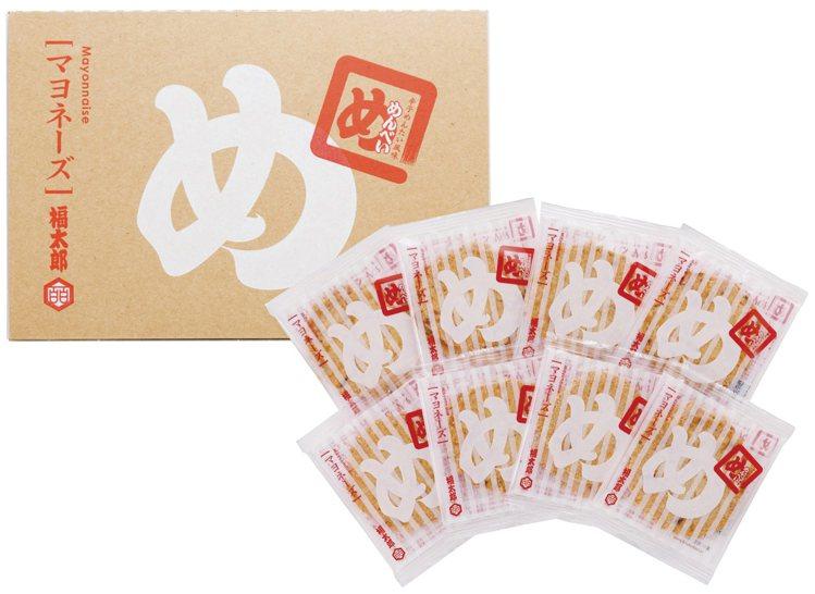 山口油屋福太郎明太子仙貝,售價290元(2片X8包)。圖/SOGO提供