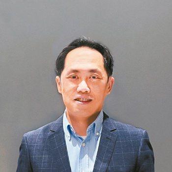 台灣人壽副總經理游雋明。台壽/提供