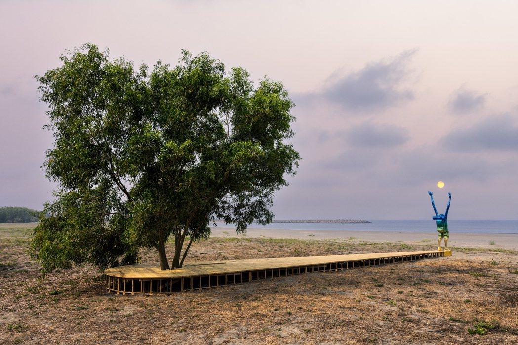 《將變成樹與天空》 圖/都市藝術工作室提供