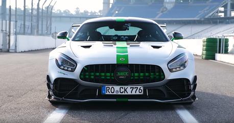 影/重度改裝Mercedes-AMG GT R Pro能超越Black Series最速量產車嗎?