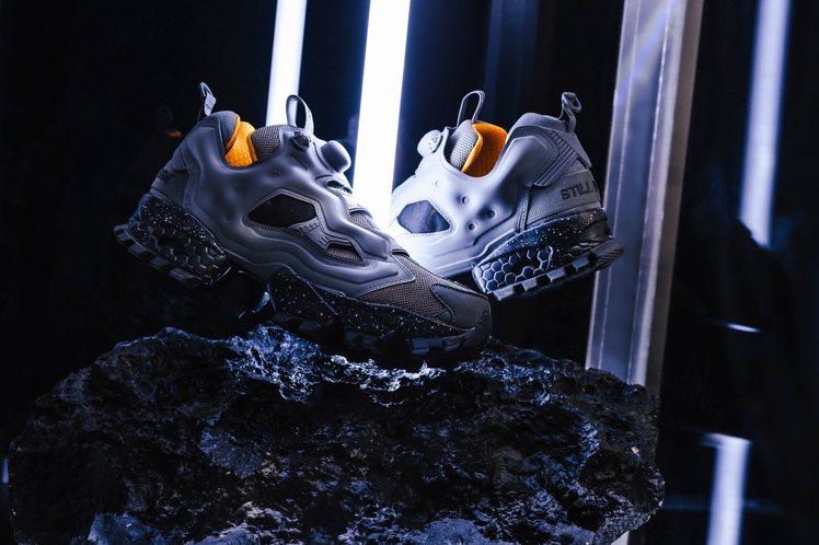 SMG與Reebok Instapump Fury聯名鞋,除了3月27日先開賣,...