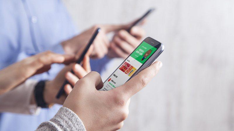 LINE宣布將再提高資安層級,強化用戶資料管理作為。圖/LINE提供