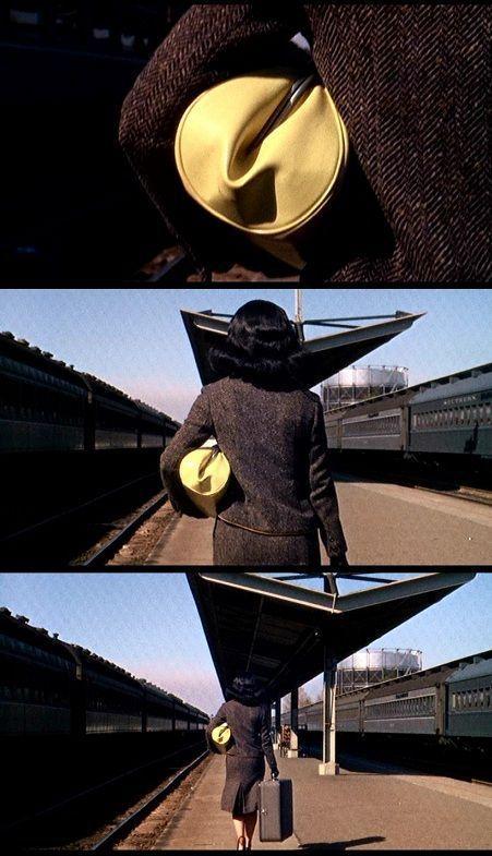 FRAME系列包款概念來自希區柯克電影《豔賊Marnie》中女主角所使用的包款。...