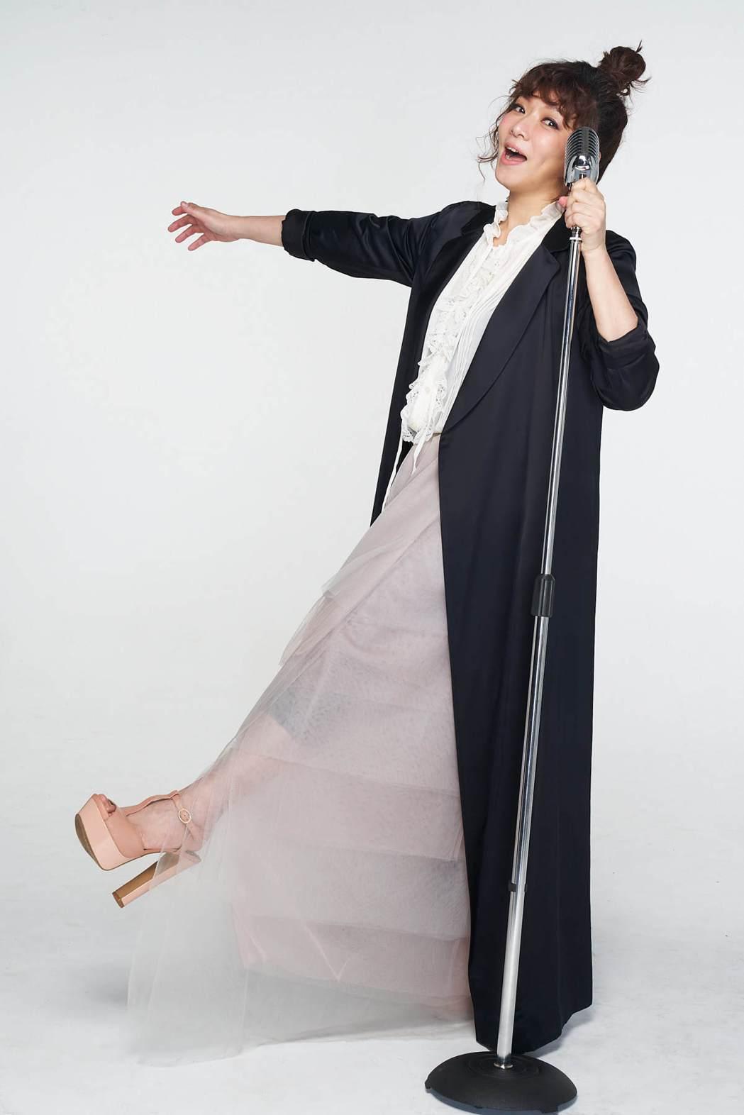 趙詠華將在3月27日舉辦「華逸登場演唱會」。圖/遠雄創藝提供
