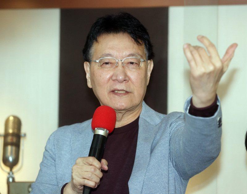 中廣董事長趙少康(圖)日前一席「中常會乾脆廢掉」的批評,引來國民黨中常會大動作反擊。圖/聯合報系資料照片