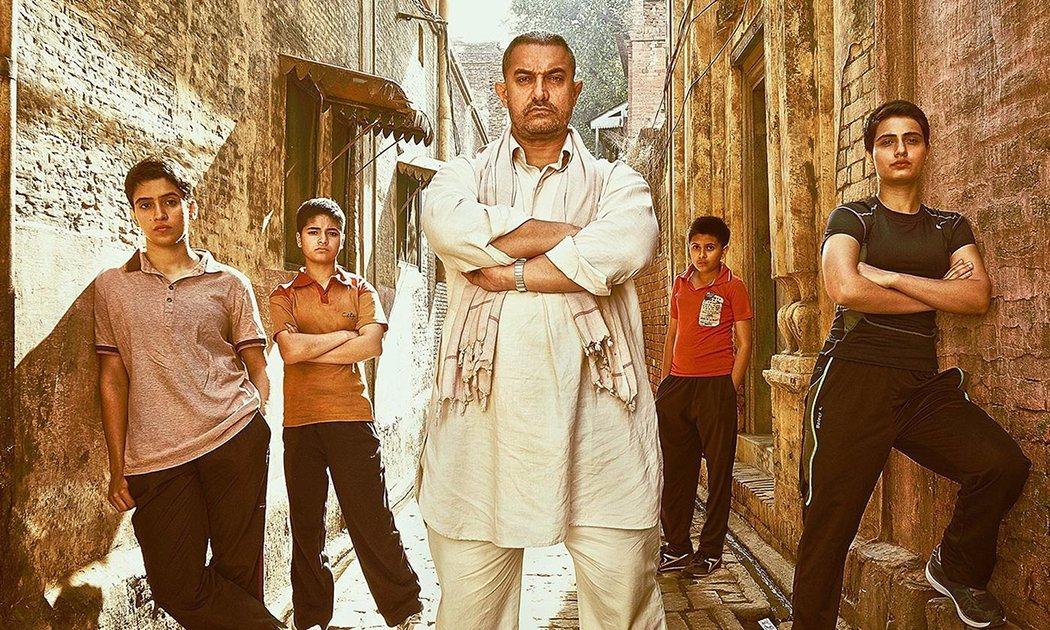 寶萊塢天王阿米爾罕曾演過「三個傻瓜」、「我和我的冠軍女兒」等經典電影。圖/摘自推...
