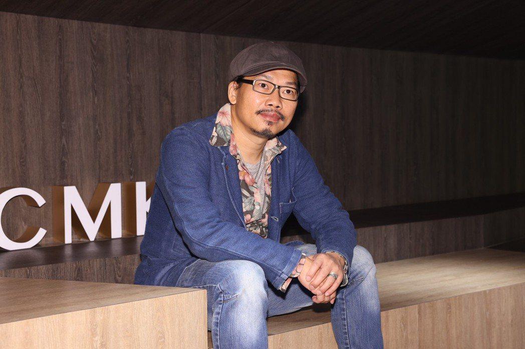 方文山熱愛電影,曾執導「聽見下雨的聲音」。記者王聰賢攝