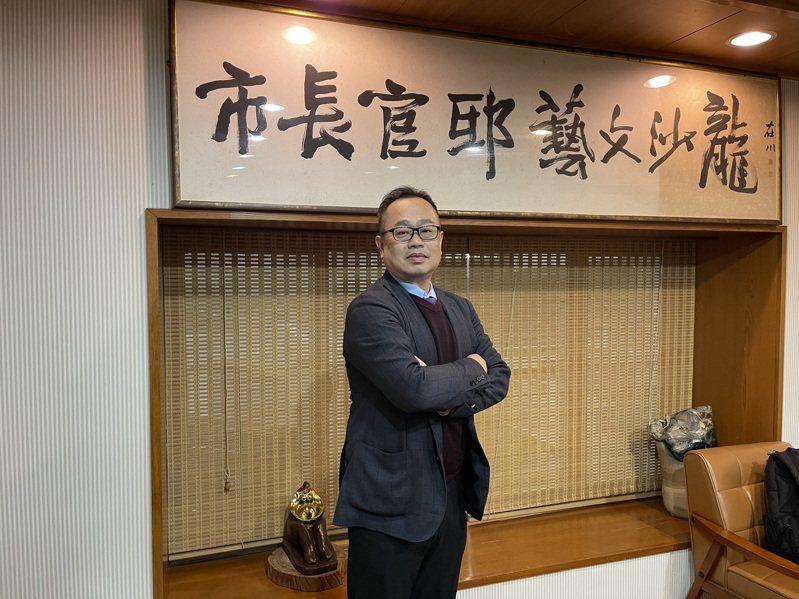 光磊總經理黃年宏24日指出,公司受惠全產品線漲價10至30%,預期今年第1季業績有望繳出亮眼成績單。記者陳昱翔/攝影