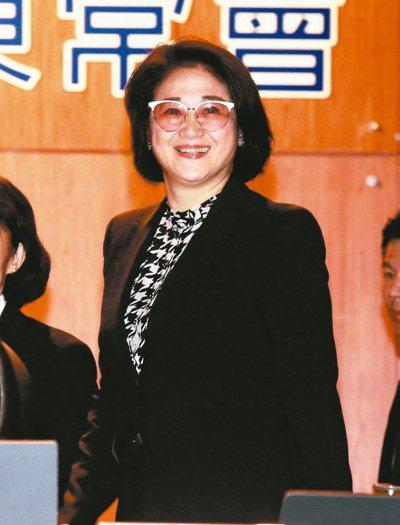 裕隆集團執行長嚴陳莉蓮 (本報系資料庫)
