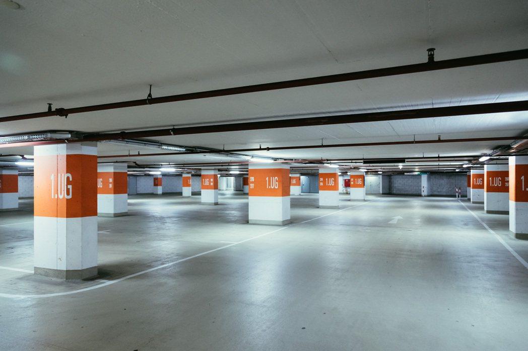 有保全透露,B4停車場條件通常最差。圖片來源:Ingimage