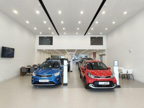 提升銷售戰力、擴展服務動能 KIA新竹旗艦展示中心盛大開幕 !