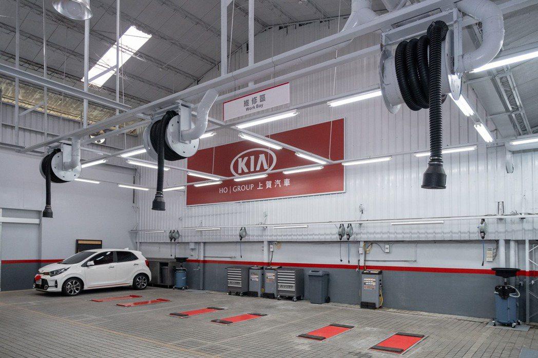 售後保修則以整潔明亮的服務廠保修區為主要設計方向,並設置有車主專屬的客休區,讓每...